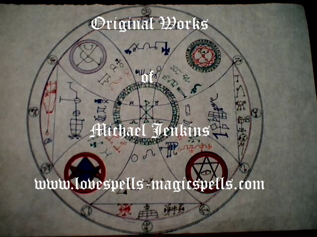Love Spells spells and magic